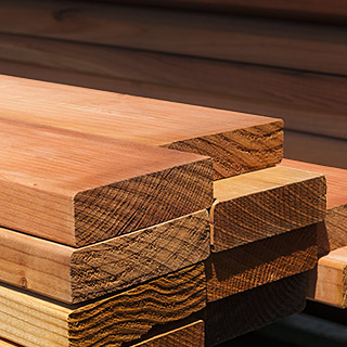Wood Decking & Composite Deck Boards | South City Lumber