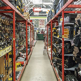 From toolboxes and tool totes to hammers and hammer belts, our tool aisle has it all