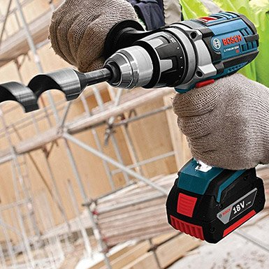 Bosch Drill / Driver on the jobsite