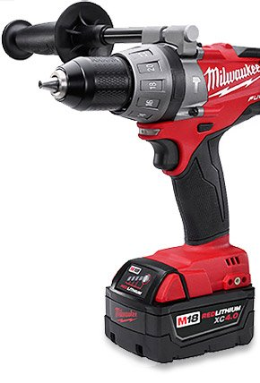 Milwaukee Fuel M18 Cordless Hammer Drill