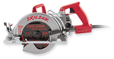 Skilsaw Mag 77 Worm Drive power saw