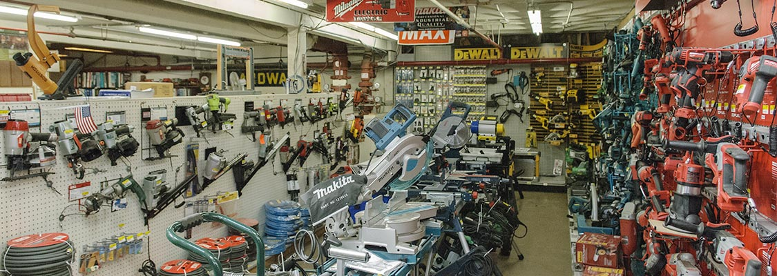 We carry a wide selection of professional tools from all of the major tool manufacturers
